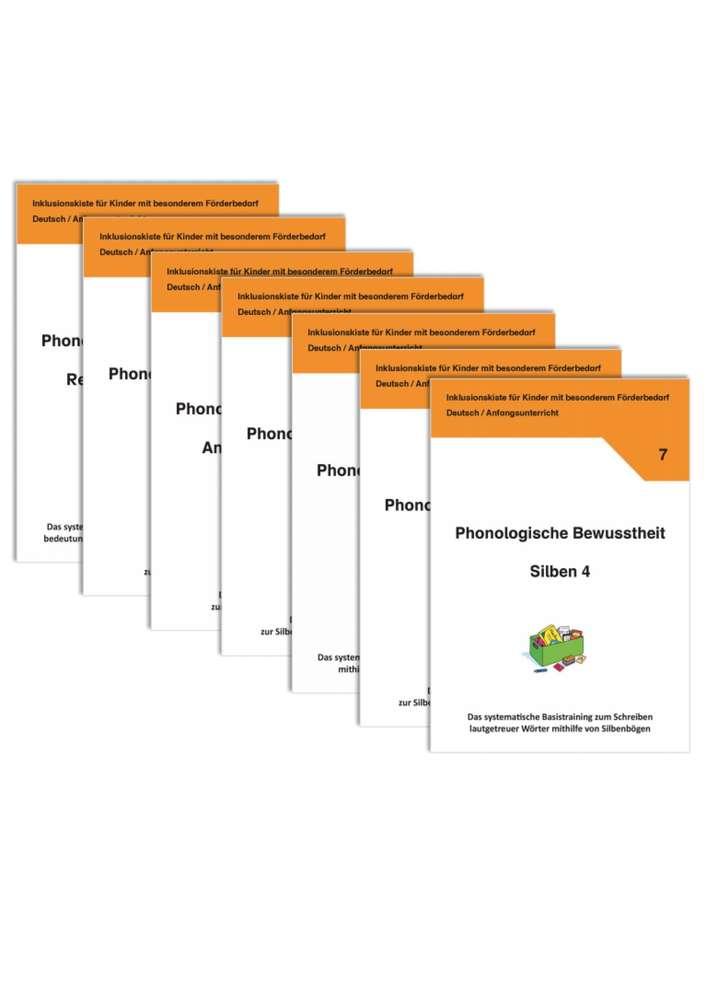 Sparpaket: Phonologische Bewusstheit - Inklusionskiste